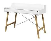 Bellamy Lotta biurko / kolor biały / Kurier gratis przy przedpłacie