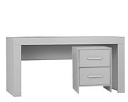 Pinio Calmo biurko z kontenerkiem kolor szary. 15% taniej do 30 kwietnia.