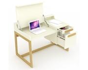 Timoore First biurko z kontenerkiem
