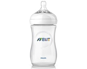 Avent - Butelka 260ml 0% BPA Natural