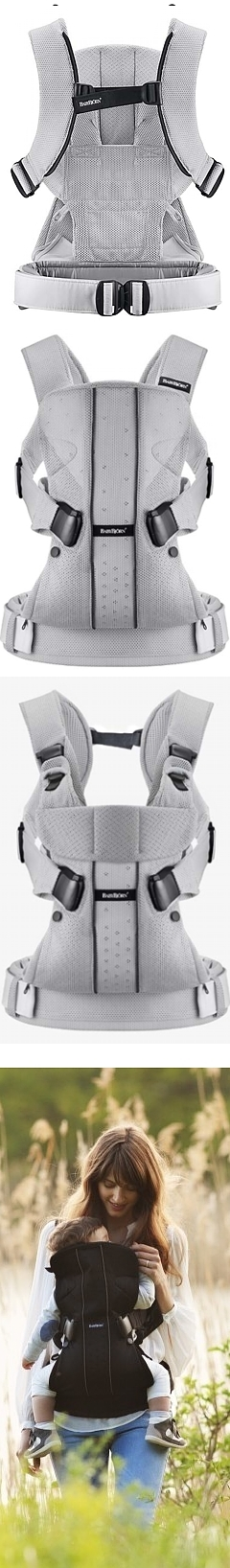 Nosidło BabyBjorn Carrier One AIR 2015/2016