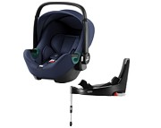 Britax ROMER Baby-Safe 3 i-Size + baza isofix Flex iSense (0-13kg) 2021 W sprzedaży od kwietnia