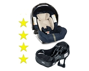 Fotelik Graco Junior Baby  z baz� (0-13kg) - 2013/2014