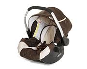 WYPRZEDAŻ  Hauck Zero Plus Comfort (0-13 kg) kolor brown / KURIER GRATIS