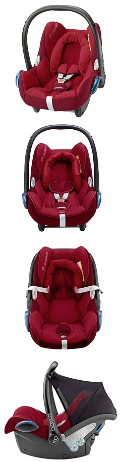 Maxi Cosi CabrioFix  0-13 kg- Isofix Optional  2017