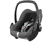 WYPRZEDA� Maxi Cosi Pebble Plus 0-13 kg 2015 (kolor digital black)
