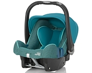 ROMER Baby-Safe Plus SHR II (0-13kg) kolor green marble 2017