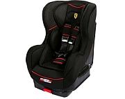 WYPRZEDAŻ!! Fotelik Ferrari Cosmo Isofix 9-18 kg BLACK