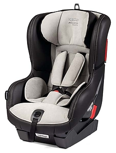 Peg-Perego Viaggio 1 Duo Fix K (9-18kg) 2017  kol. Pearl Grey