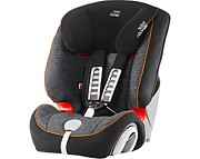 Britax Evolva 123 PLUS (9-36kg) 2017 kol. Black Marble