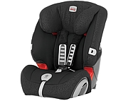 Britax Evolva 1-2-3 PLUS (9-36kg) 2013/2014 kol. Black Thunder