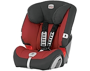 Britax Evolva 1-2-3 PLUS (9-36kg) 2013/2014 kol. Chili Pepper