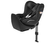 GB Vaya 2 Plus i-Size obrotowy fotelik (0-18 kg) Lux Black Linia Platinum 2020 KURIER GRATIS