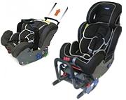 Klippan Kiss 2 Plus ISOFIX (0-18 kg) fotelik i wózek 2w1 2018 / KURIER GRATIS