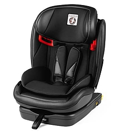 NOWOŚĆ! Peg-Perego Viaggio 1-2-3 VIA (9-36 kg) 2018 kol. Licorice