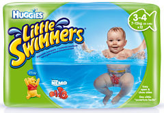 Huggies Little Swimmers 3-4 (7-15 kg)