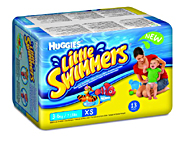 Huggies Little Swimmers  XS  (3-6 kg)