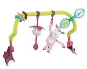 PROMOCJA Chicco pałąk z zabawkami + wkładka do krzesełka Polly Progress