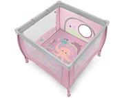 WYPRZEDAŻ Kojec Baby Design Play Up z uchwytami 2019 kolor 08 pink KURIER GRATIS