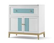 Timoore Elle Special komoda 2-drzwiowa z szufladą