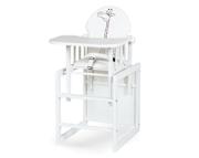 Klupś Krzesełko Aga III Safari Żyrafka k.biały.