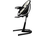 Krzesełko Mima Moon 2G (stelaż czarny+podnóżek +wkładka) KURIER GRATIS*Sprawdź cenę