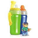 Kubek sportster 340 ml Avent mix kolor�w