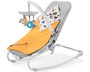Kinderkraft Felio leżaczek bujaczek z funkcją siedziska 2021