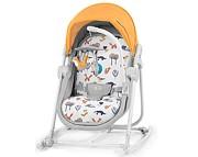 WYPRZEDAŻ! Kinderkraft Unimo Leżaczek/krzesełko/łóżeczko 5w1 2020 Forest Yellow