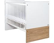 Nowość ! Drewex New York łóżeczko białe/white 120x60cm /standard/