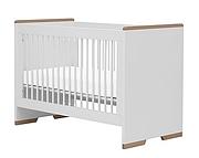Pinio Snap łóżeczko 120x60cm białe. 15% taniej do 30 kwietnia.