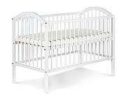 Klupś Ewelina I  k.biały łóżeczko 120x60cm.