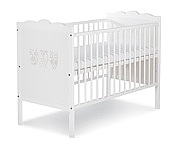 Klupś Marsell łóżeczko z szufladą 120x60cm.