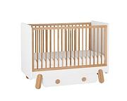 Pinio Iga łóżeczko 120x60 z szufladą. 15% taniej do 30 kwietnia.