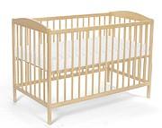 Tomi V Łóżeczko niemowlęce 120x60 / kolor sosna / KURIER GRATIS PRZY PRZEDPŁACIE