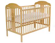 Tomi XIV Łóżeczko niemowlęce 120x60 opuszczany bok / kolor sosna / KURIER GRATIS PRZY PRZEDPŁACIE
