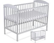 Tomi XV Łóżeczko niemowlęce 120x60 z funkcją tapczanika / KURIER GRATIS PRZY PRZEDPŁACIE