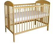 Tomi XVIII Królik Łóżeczko niemowlęce 120x60 / sosna / KURIER GRATIS PRZY PRZEDPŁACIE