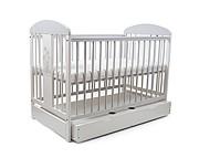 Tomi XX Łóżeczko niemowlęce 120x60 z szufladą / KURIER GRATIS PRZY PRZEDPŁACIE
