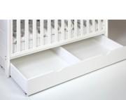 Troll szuflada na kółkach do łóżeczek 120x60 / Kurier gratis przy przedpłacie