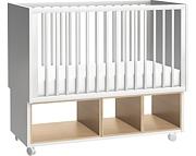 Baby Vox 4 You łóżeczko dziecięce 120x60cm