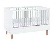 Baby Vox Concept łóżeczko 140x70 cm z litego drewna