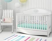Bellamy Good Night łóżeczko 140x70 z szufladą z funkcją sofy / kolor pure / Kurier gratis przy przedpłacie