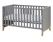 Paidi Sten  łóżeczko 140x70 ze stelażem AIRWELL Comfort lite drewno KURIER GRATIS