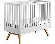 Baby Vox Mitra łóżeczko 120x60 cm / kolor biały