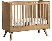 Baby Vox Vintage łóżeczko 120x60 cm lite drewno