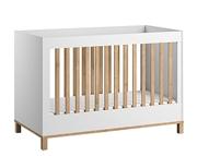 Baby Vox Altitude łóżeczko 120x60cm / kolor biały
