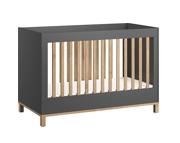 Baby Vox Altitude łóżeczko 120x60cm / kolor grafit
