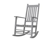 Bellamy Cosy fotel bujany / kolor szary / Kurier gratis przy przedpłacie