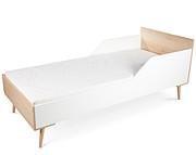 LittleSky by Klupś Sofie łóżko młodzieżowe 180x80 cm / kolor buk-biały.
